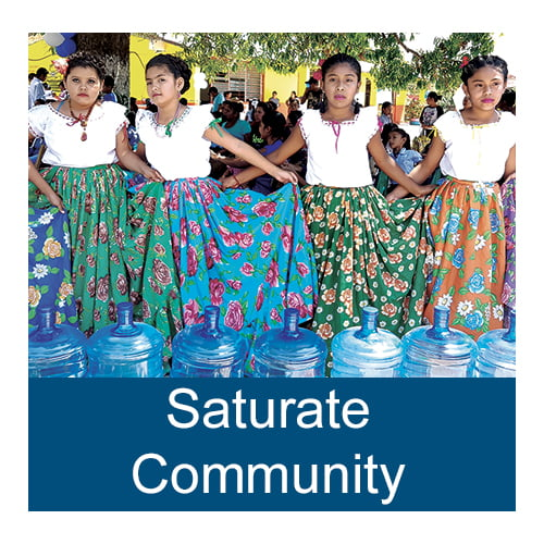 Saturate Community icon