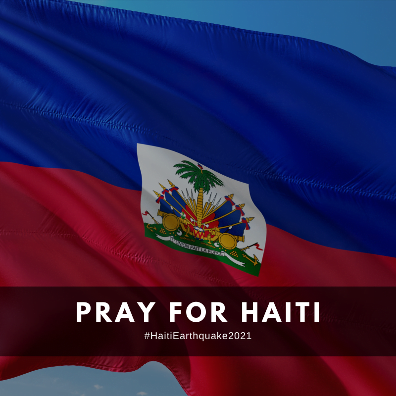 Pray for Haiti